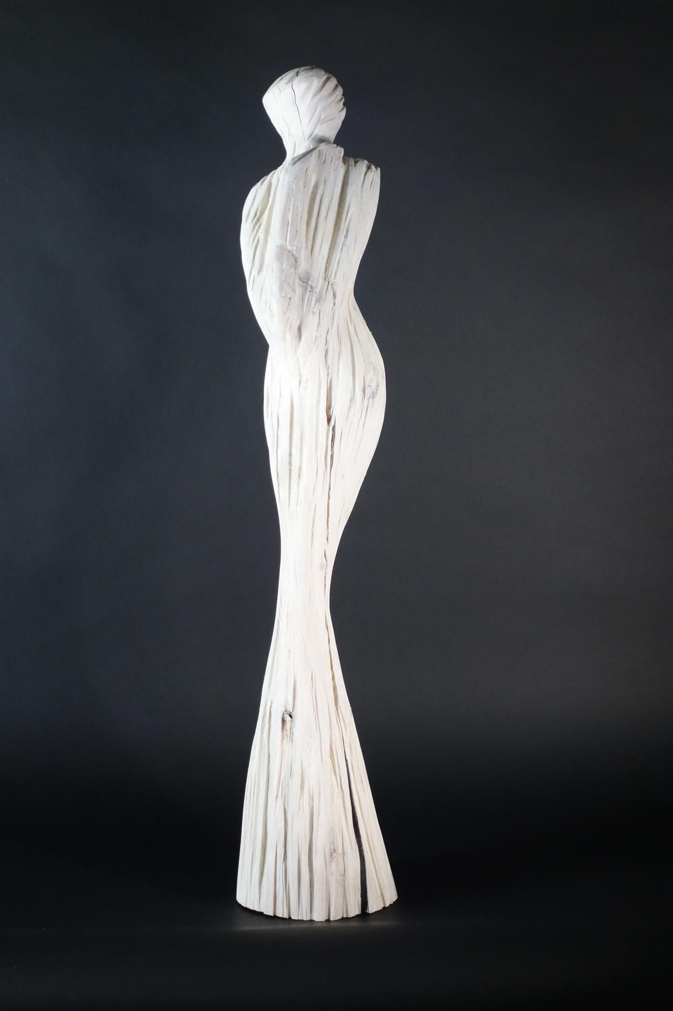 Bildhauerin — Marie Madeleine Saludas — Skulpturen