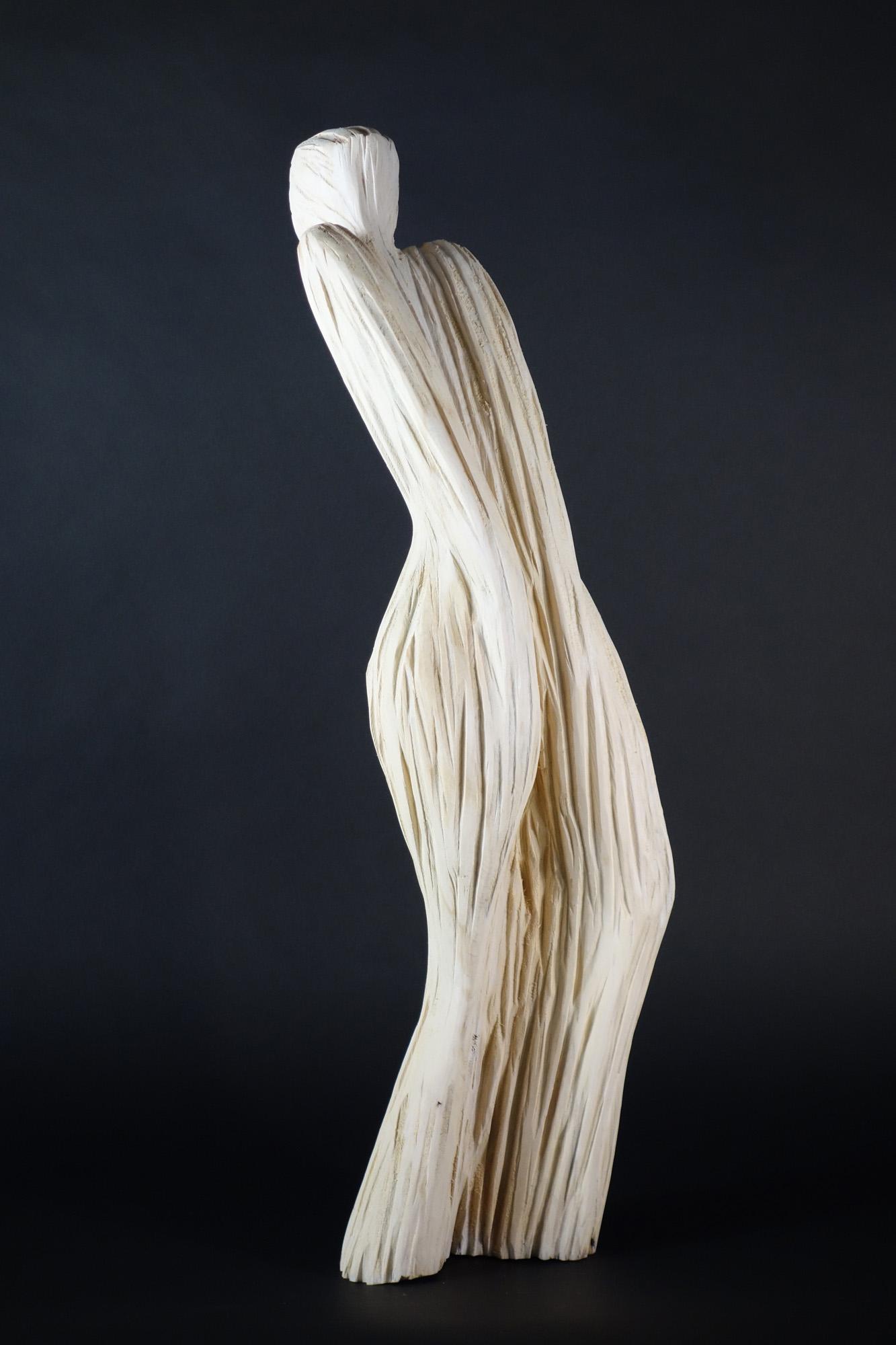 """Titel: """"Trotz-Dem"""" Bildhauerin — Marie Madeleine Saludas — Sku"""