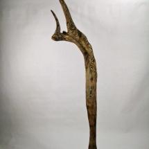 """Titel: """"Die Tänzerin"""" Bildhauerin - Marie Madeleine Saludas"""