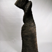"""Titel: """"Einerseits-Andererseits"""" Bildhauerin - Marie Madeleine"""